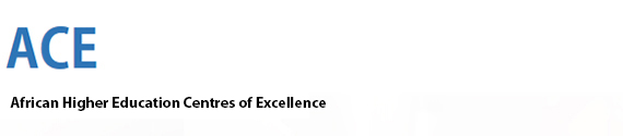 ACE - African Higher Education Centres of Excellence