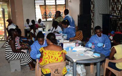 WACBIPP undertakes maiden medical outreach programme
